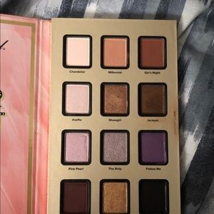 Other - Too faced star dust palette